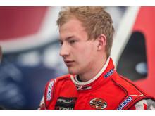 Kevin Eriksson segrade i RallyX-premiären