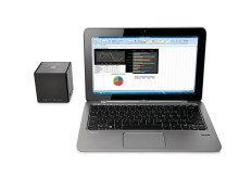 HP Elite x2 1011 G1 and HP Wireless Docking Station, Catalog, Front, center facing