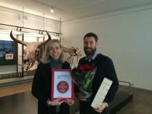 Nationalmuseet vandt årets newsroom