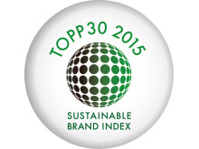 Topp 30 i Sustainable Brand Index 2015