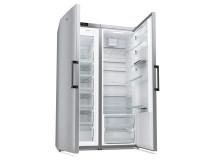 Kjøleskap og fryser side om side – en perfekt løsning til en stor familie