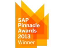 Atos Honored as 2013 SAP® Pinnacle Award Recipient