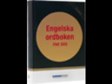 Engelska ordboken FAR SRS, svensk-engelsk och engelsk-svensk