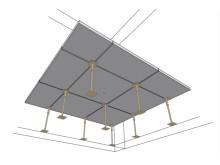 KINGSPAN® lanserar installationsgolv som BIM-objekt