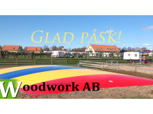 Woodwork AB - Glad påsk!