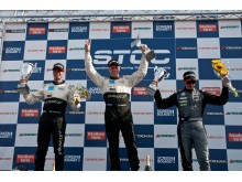 Thed Björk continues STCC victory charge with a new double
