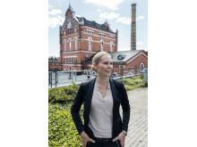 Anna Schreil ny produktionsdirektör för Absolut Vodka