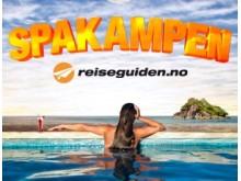 Reiseguiden.no starter Spakampen i Norge og skal kåre Norges beste spa.