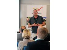 Roy Blad berättar om hur han tillverkar puréer och timbaler