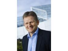 Morten Thorkildsen, administrerende direktør IBM Norge