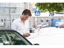 EasyPark - starte, stoppe og forlænge din parkering uanset hvor du er.