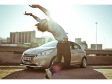 Peugeot 208 - tag styringen