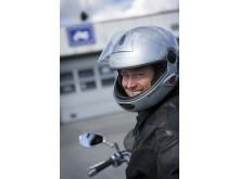 Besikta din motorcykel