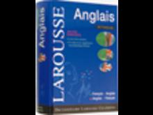 Larousse Dictionnaire Anglais, fransk-engelsk och engelsk-fransk