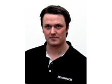 Svein Arild Haugum, IT-sjef i Heidenreich