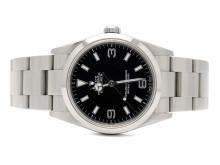 Klockor 7/3, Nr 135, ROLEX, Oyster Perpetual, Explorer, Chronometer, Ref nr. 114270