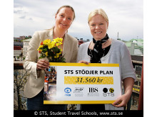 STS stödjer plan