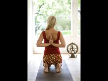 Yogaliv med  Karin Björkegren Jones - För rygg och nacke