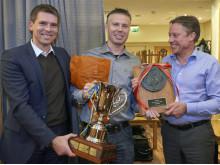 Vinnare av Guldnyckeln 2015