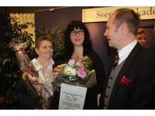 Svenska akademiens Svensklärarpris till Anna Kaya, lärare på Norrbackaskolan i Märsta (Sigtuna kommun)