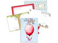 Dröm- och dagboken Vilken underbar dag – för kreativa och drömmare