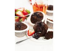 Glutenfri Chokladmuffin från Fria