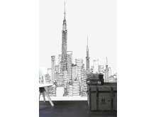 Avery Tillmon - New York Skyline