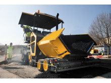 Volvo Construction Equipment - asfaltläggare