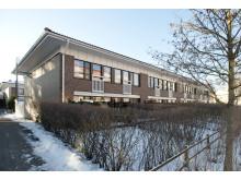 AB Bostäder i Borås - Radhuslägenheter på Tollstorpsgatan, Tullen