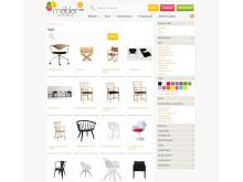 Möbler.se - Sveriges nya möbelsök
