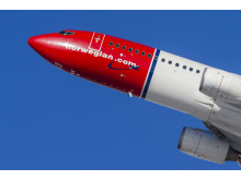 Norwegian's Boeing 737-899 Aircraft