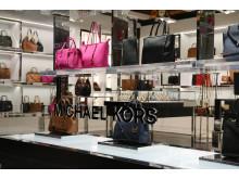 Michael Kors bags at Stockholm Arlanda Airport