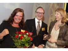 ICA Kvantum Kungsbacka vinnare av Arla Guldko® 2011 Bästa Matglädjebutik