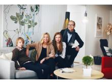 One Tonne Life-familjen, familjen Lindell