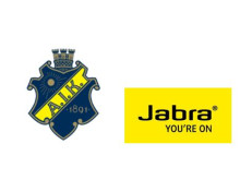 Jabra lirar med AIK