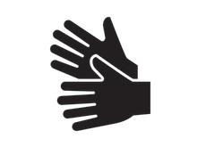 Teckenspråkssymbol