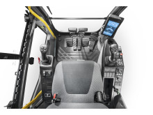 Volvo grävmaskiner i E-serien - Human Machine Interface (HMI)