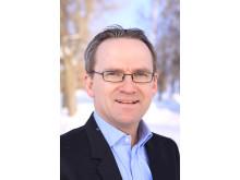 Anders E Johansson, marknadsdirektör Polarbröd