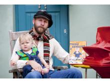 Kalle Lind - Proggiga barnböcker