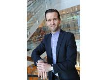 Daniel Hind, markedssjef i Shell Retail