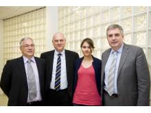 Besök hos ENISA i Heraklion