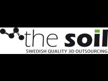 Logotype the soil