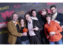 2012 års 100watt-vinnare i kategori Smart