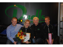 Heds Motor är Duells Dealer of the Year 2014