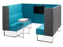 Monolite-sohva, Materia