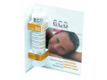 Solstift med solskyddsfaktor 30, från Eco Cosmetics