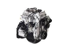 Toyotas nya dieselmotor - 1ZS - till motviktstrucken Toyota Tonero