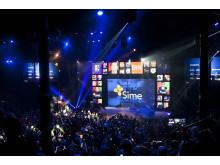 Sime Stockholm Day 1, MainStage