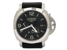 Klockor 30/5, Nr: 6, PANERAI, Luminor 1950, 3 Days Power Reserve GMT