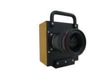 Canon kamera prototyp med sensor